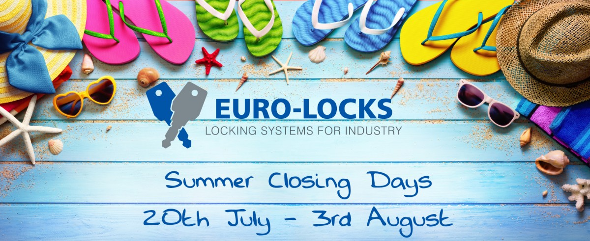 Summer Closing Days 20th July – 3rd August