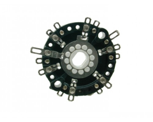 Rotary Action Wafer Switch
